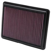 K&N Engine Air Filter: High Performance, Premium, Washable, Replacement Filter: 2007-2015 HONDA/ACURA (Crosstour, Accord, Accord Crosstour, TL, TSX), 33-2403