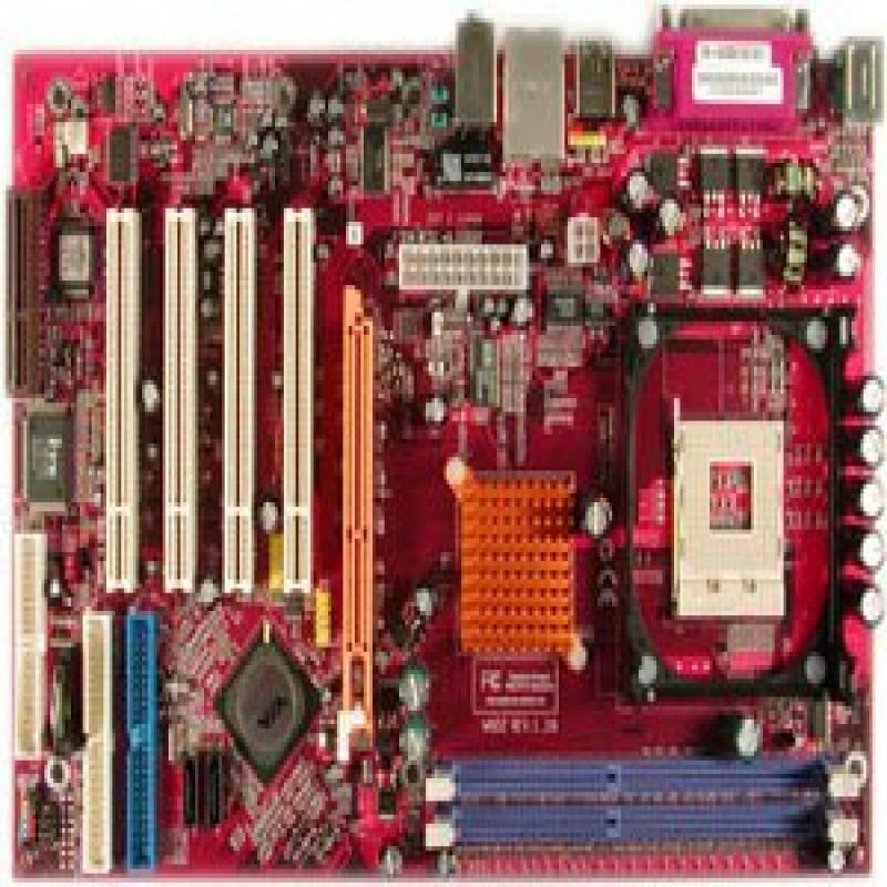 Pcchips M952 800 FSB Socket 478 Pentium 4 Motherboard