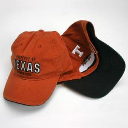 Texas Longhorns Onfield Hat - Property Of Texas Longhorns Longhorns - Adjustable (Texas Longhorn Hats)
