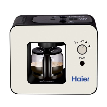 Brew Automatic Modern Design Coffee Makers 4 Cup with Grinder Machines
