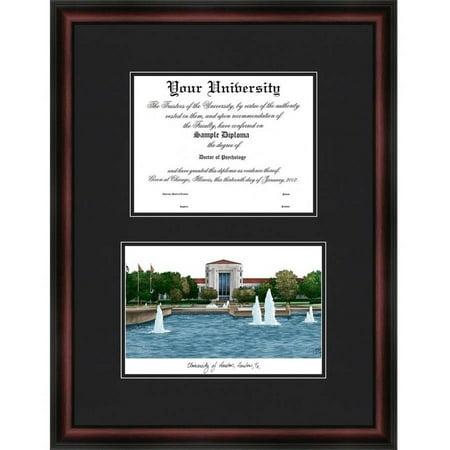 university of houston 11 x 14 diplomate diploma frame - Diploma Frames Walmart