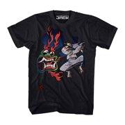 Samurai Jack Jack Jump Comedy Cartoon Animated TV Series Adult T-Shirt Tee