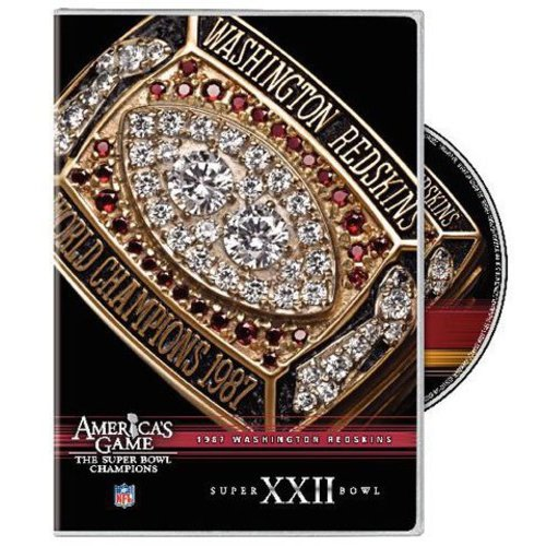 NFL America's Game: 1987 REDSKINS (Super Bowl XXII) by