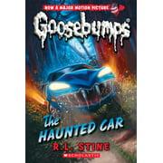 Classic Goosebumps: The Haunted Car (Classic Goosebumps #30), Volume 30 (Series #30) (Paperback)