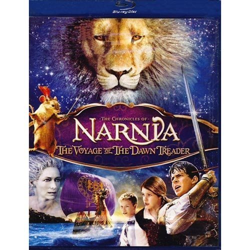 Chronicles Of Narnia: The Voyage Of The Dawn Treader (Blu-ray) (With INSTAWATCH) (Widescreen)