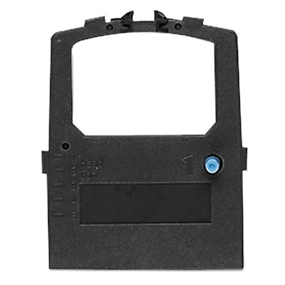 52104001 Compatible OKI Printer Ribbon, Black 52104001