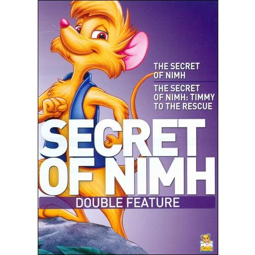 The Secret Of NIMH / The Secret Of NIMH: Timmy To The Rescue