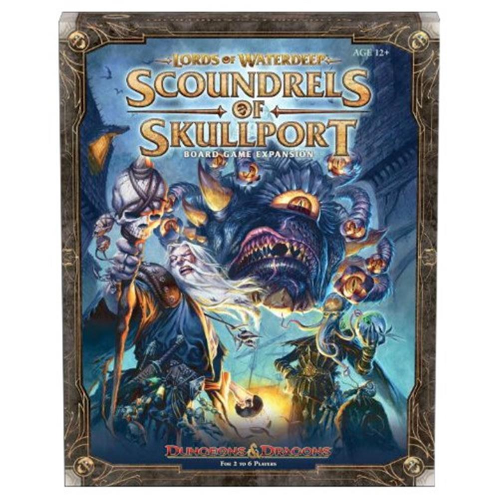Wizards Of The Coast D: LoW: Scoundrels of Skullport Expa...