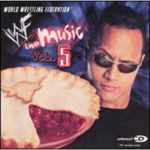 World Wrestling Federation: The Music Vol.5 (Enhanced CD)