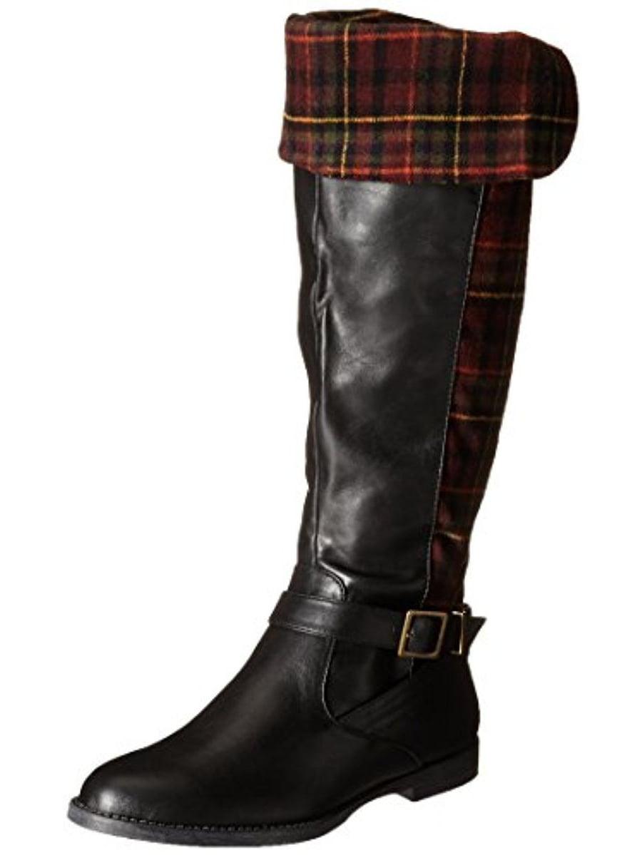 Bella Vita Womens Romy II Faux Leather Riding Boots by Bella Vita