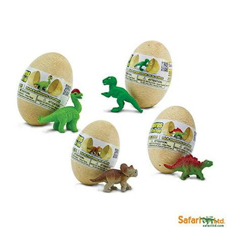 Safari Ltd WS Dino Baby Eggs Set (Dino Egg)