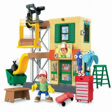 Fisher-Price Disney's Handy Manny's Workshop