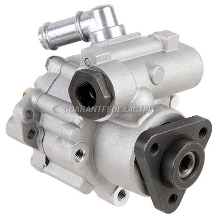 For BMW 325ci 325xi 330ci 330xi E46 New Power Steering Pump Bmw 750il Power Steering