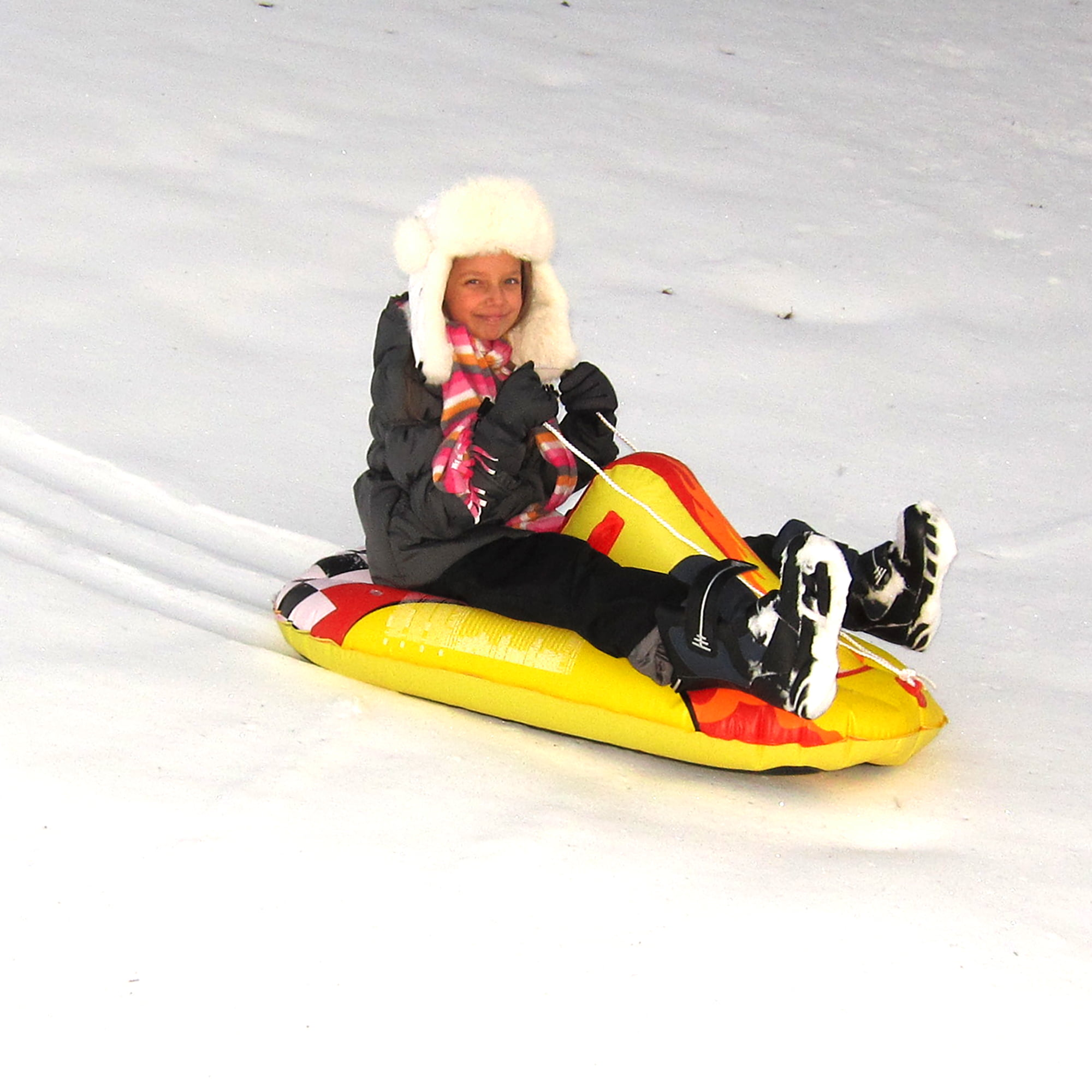 Blue Wave Sports Thunderbolt 44-in Inflatable Snow Rider by Blue Wave