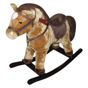 Charm Pete the Pony Rocking Horse with Sound by The Foland Group