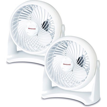 Honeywell Table Air Circulator Fan, 2 pack