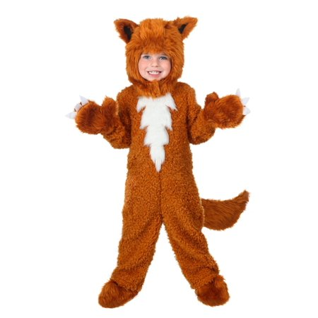 Toddler Fox Costume