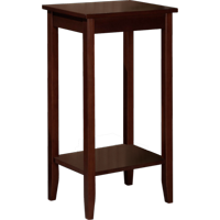 93fcea06fa07 Product Image DHP Rosewood Tall End Table