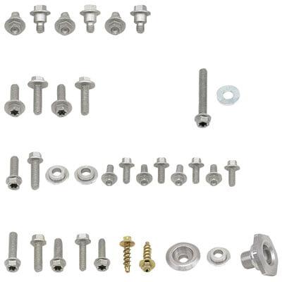 Bolt Full Plastics Fastener Kit for KTM 530 EXC-R 2008