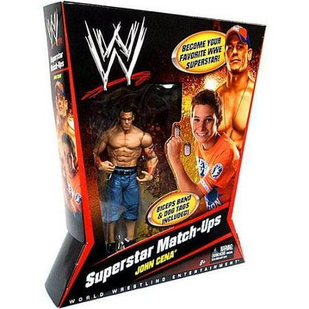 - World Wrestling Entertainment Superstar Match-Ups John Cena - Combo Pack