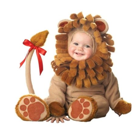 Costumes For All Occasions Ic6003Txs Lil Lion Lil Characters 6-12Mo