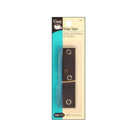 Dritz Snap Tape 18