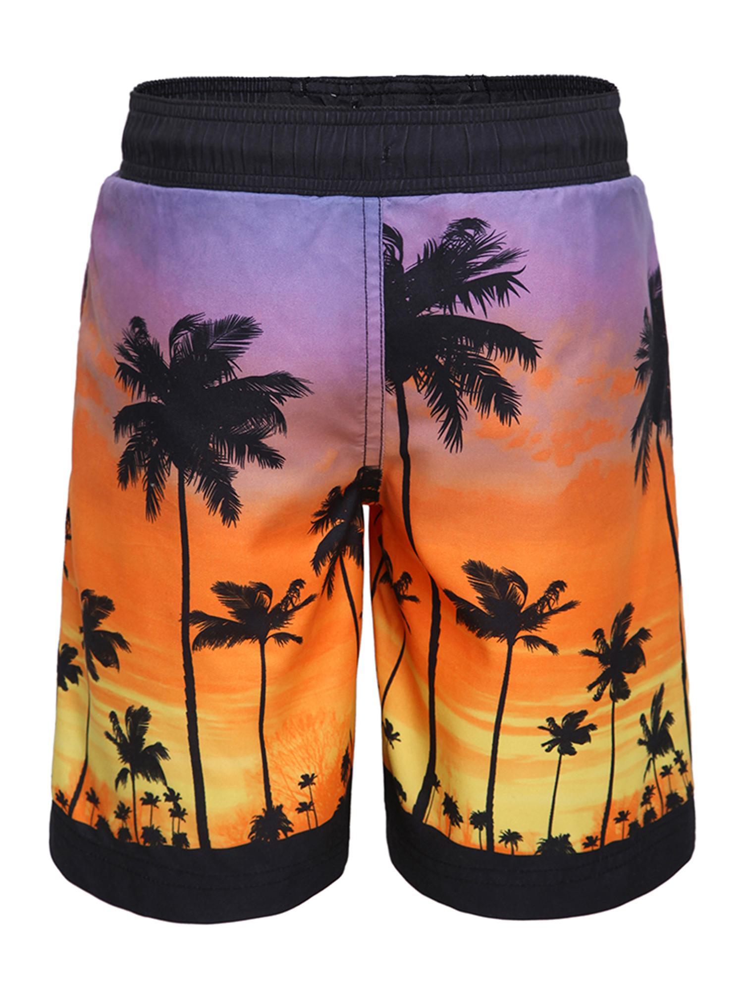 PIN Lightweight Quick Dry Aircraft Beach Shorts Swim Trunks Beach Pants