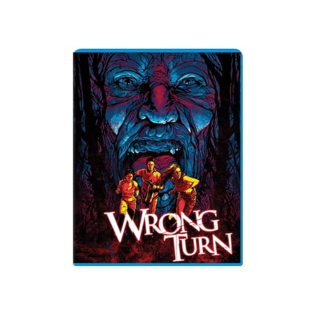 Wrong Turn (Blu-ray)](Halloween Everything Wrong With)