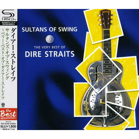 Dire Straits - Sultans of Swing-the Very Best of Di (Best Cheap Di Box)
