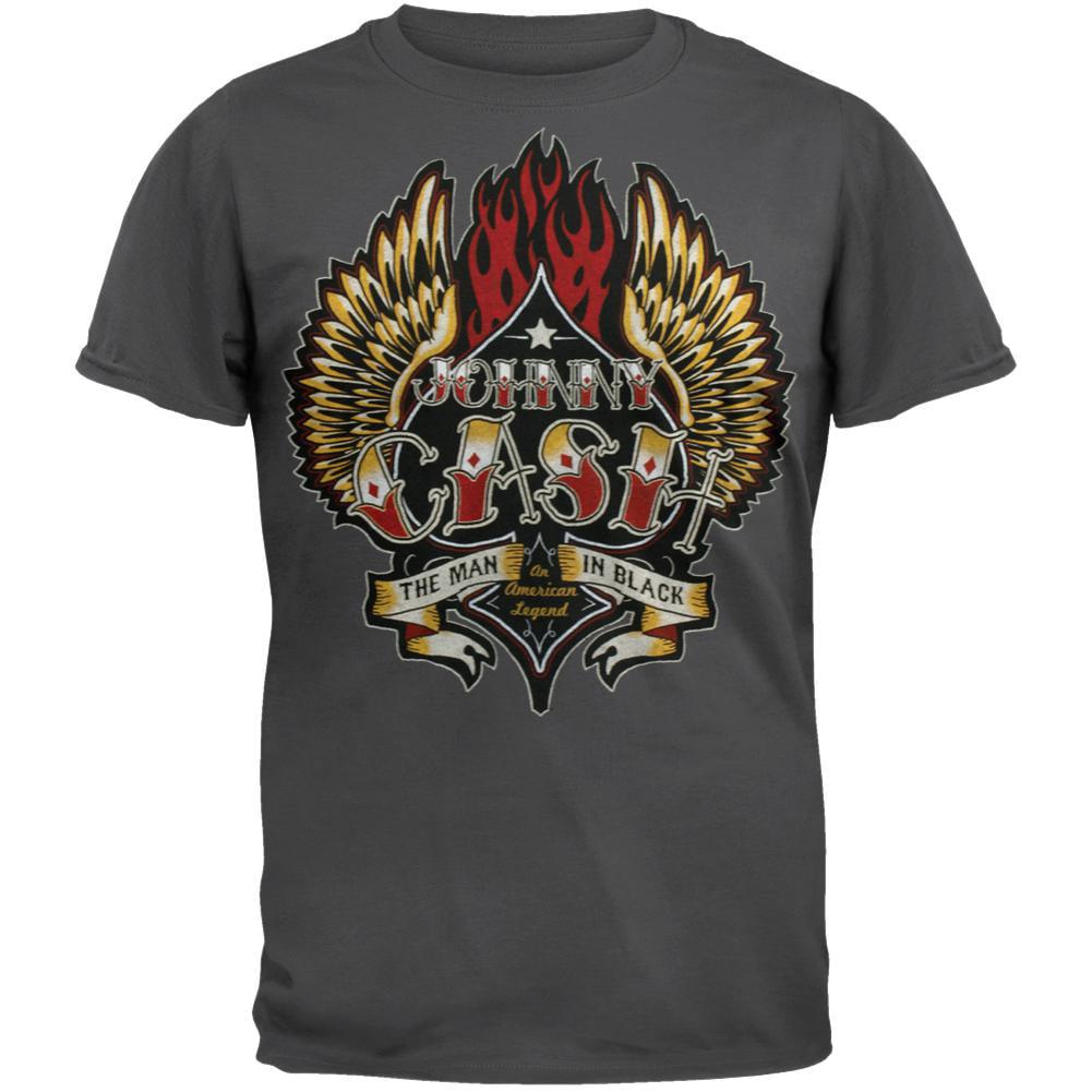 Johnny Cash - Wings T-Shirt - image 1 de 1