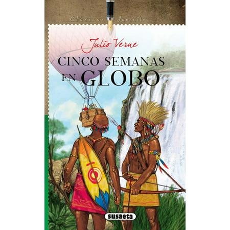 5 semanas en globo - eBook - Adornos De Halloween En Globos