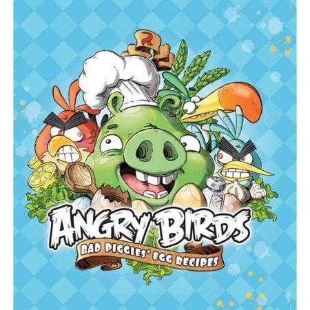 Angry Birds Halloween Bad Piggies (Angry Birds Bad Piggies Eggs Recipes)