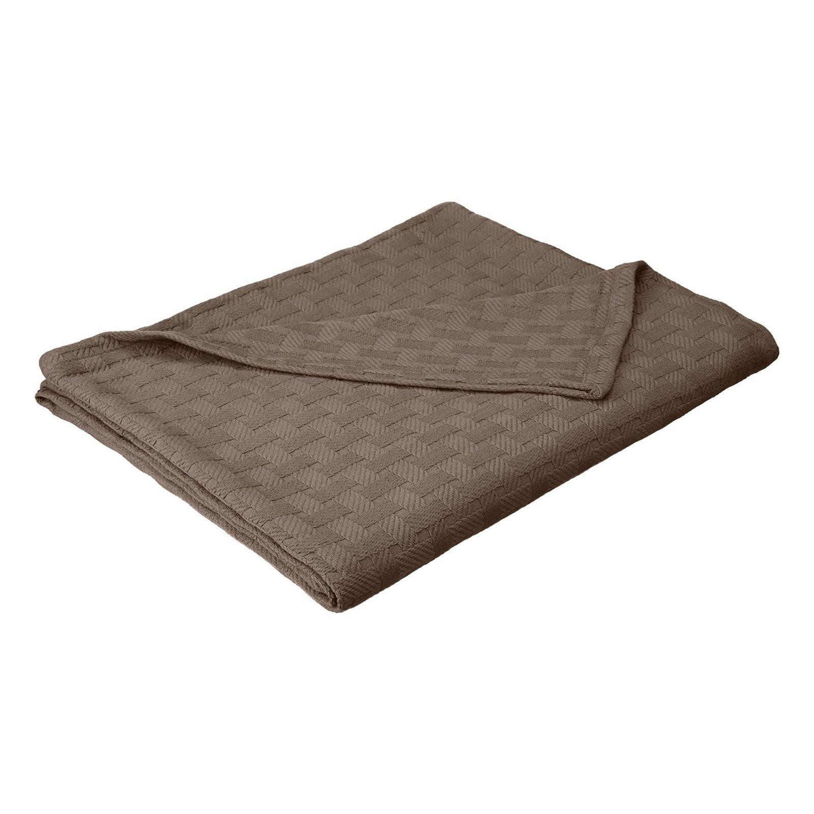 Luxor Treasures Basket Weave Blanket by Supplier Generic