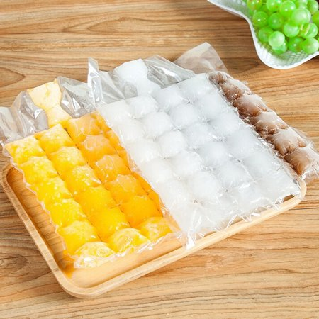 Disposable Ice-making Bags Cube Tray Mould Gifts Ice Tray Drinking - Ice Cube Bags