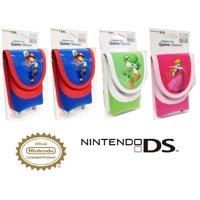 4 PIECES Nintendo DSL,DSI,3DS SLEEVE CASES (SUPER MARIO,PEACH,YOSHI)