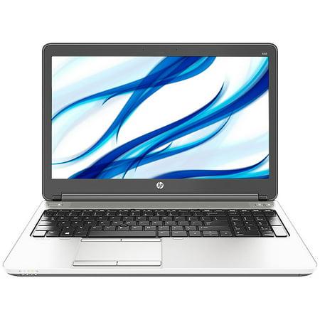 Refurbished HP ProBook 650 G1 2.6GHz DC i5 8GB 320GB DRW Windows 10 Pro 64 Laptop