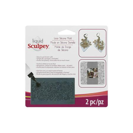 Polyform Sculpey Bakeable Silicone Mold -