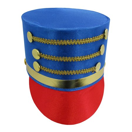 Halloween Nutcrackers 2017 (Toy Soldier Blue Drum Major Nutcracker Drummer Boy Costume)