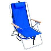 RIO Hi-Back Backpack Chair, Blue