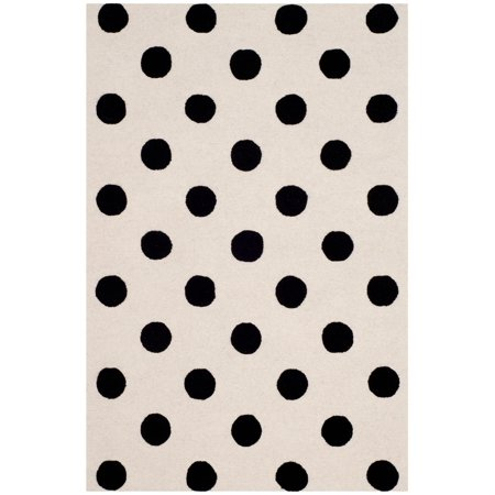 New Home Polka Dot Rug (Safavieh Kids Polka Dots Area Rug or)