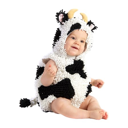 Toddler Kelly the Cow with Feet Costume Princess Paradise 4031