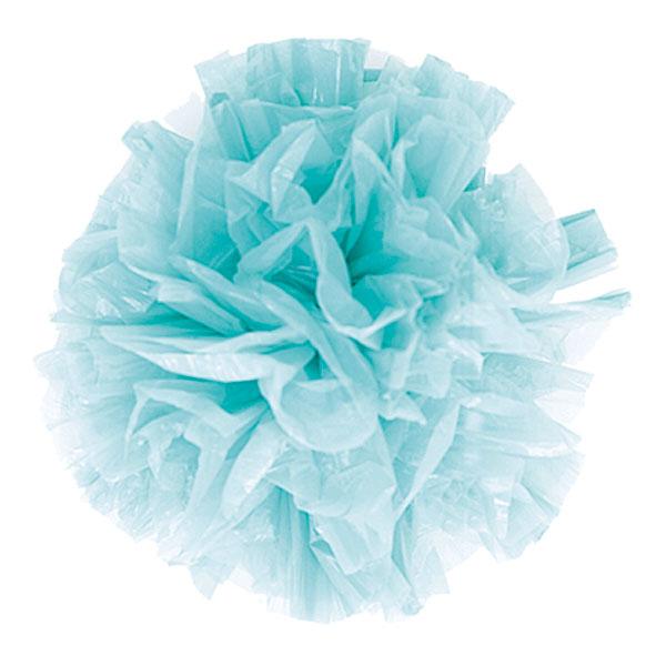 Weddingstar 2444-31 Package of 500 Just Fluff Colored Plastic Pom - Fuchsia