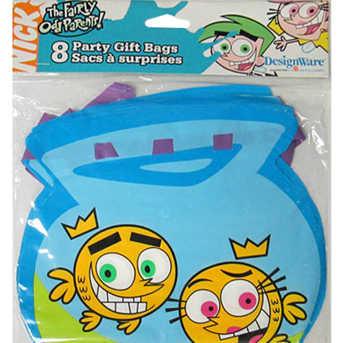 Fairly OddParents Favor Bags (8ct) by