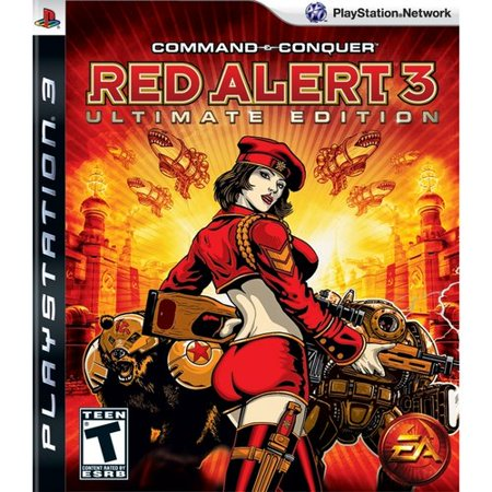 Cokem International Command & Conquer: Red Alert (Command And Conquer Red Alert 3 Units)