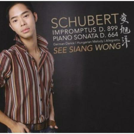 Schubert: 4 Impromptus Op 90 / Pno Sonata