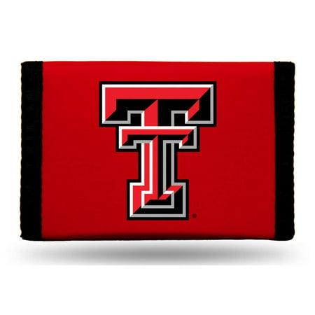 Texas Tech Red Raiders Nylon Tri-Fold (Tech Tri Fold)
