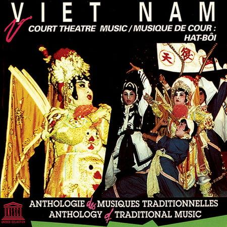 Vietnam: Court Theatre Music: Hat-Boi - Halloween Music Viet Nam