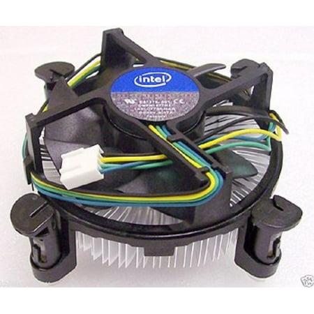Pentium i3 i5 i7 CPU Cooler Fan & Heatsink LGA 1155 1156, This is Intel LGA1155 / LGA1156 / LGA1150 Socket's Cooling Fan By