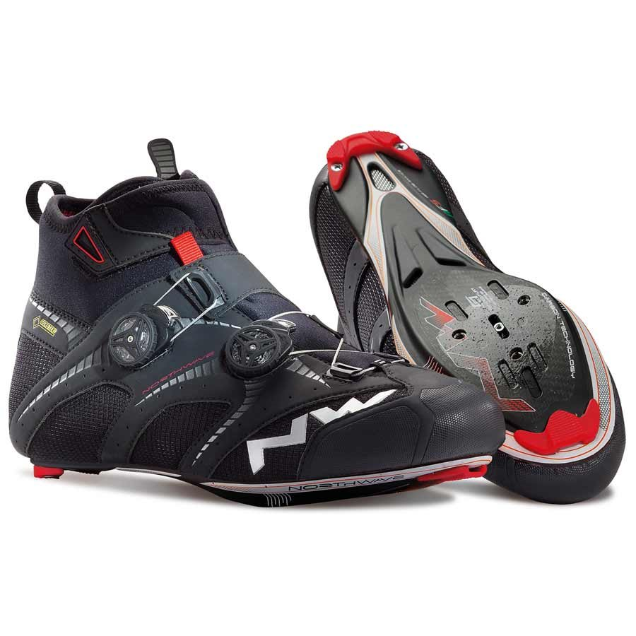 Northwave, Extreme Road Winter GTX FW14, Road shoes, Black, 40 by Northwave