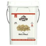 Augason Farms Hard White Wheat Emergency Food Storage 4 Gallon Pail